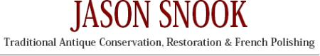 Jason Snook Antique Furniture Restoration