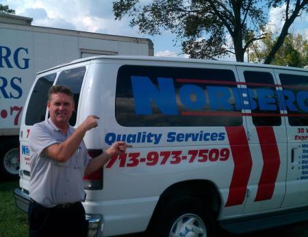 Norberg  Services - Moving, Installation &  Renovation