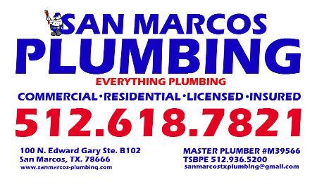 San Marcos Plumbing