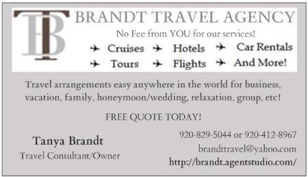 Brandt Travel Agency