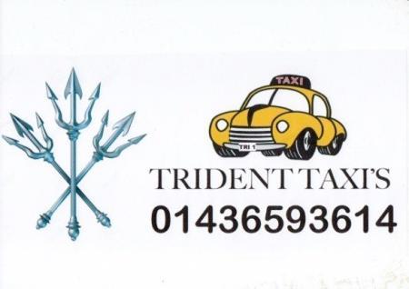 Trident Taxis - Helensburgh, Dunbartonshire G84 7LN - 01436 593614 | ShowMeLocal.com