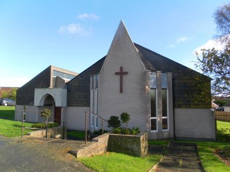 St Barnabas United Church