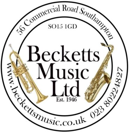 Becketts Music Ltd - Southampton, Hampshire SO15 1GD - 02380 224827 | ShowMeLocal.com