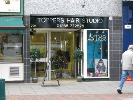 Toppers Hair Studio - Rayleigh, Essex SS6 7EA - 01268 772575   ShowMeLocal.com