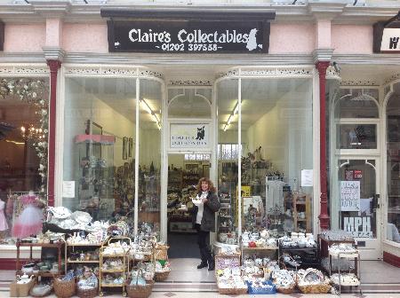Claires Collectables - Bournemouth, Dorset BH1 4BT - 01202 397558   ShowMeLocal.com