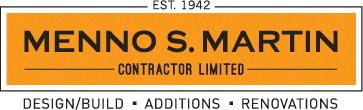 Menno S. Martin  Contractor Limited - St.Jacobs, ON N0B 2N0 - (519)664-2245 | ShowMeLocal.com