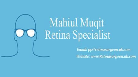 Private Practice Of Mr Mahi Muqit Phd Frcophth - London, London W1G 6AU - 07717 203564 | ShowMeLocal.com