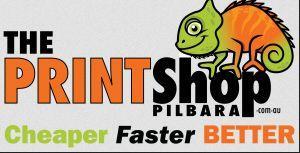The Print Shop Pilbara - South Hedland, WA 6722 - 0428 908 883   ShowMeLocal.com