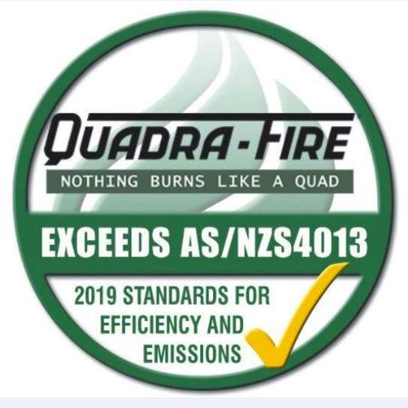 Quadrafire - Wood Heater, Fireplace & Stove Melbourne - Richmond, VIC 3121 - 1300 195 482   ShowMeLocal.com