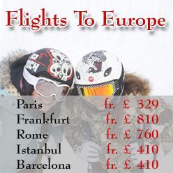 Travel Wide Flights - Luton, London LU1 1BT - 020 8090 2294 | ShowMeLocal.com