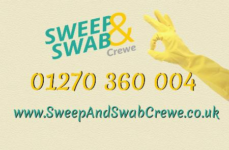 Sweep And Swab Crewe - Crewe, Cheshire CW2 7QS - 01270 360004 | ShowMeLocal.com