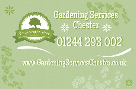 Gardening Services Chester - Chester, Cheshire CH2 3QN - 01244 293002 | ShowMeLocal.com