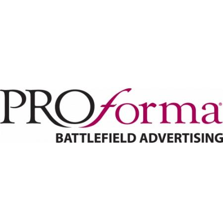 Proforma Battlefield Advertising