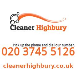 Cleaning Services Highbury - Highbury East, London N5 2DQ - 020 3745 5126 | ShowMeLocal.com