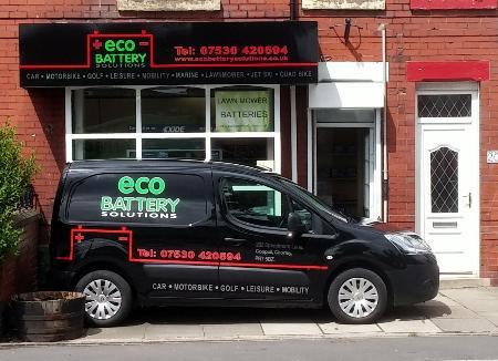 Eco Battery Solutions - Chorley, Lancashire PR7 5BZ - 07530 420594 | ShowMeLocal.com