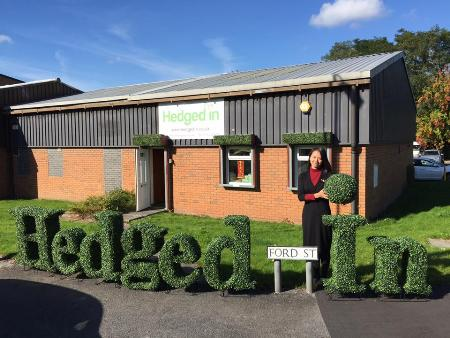Hedged In Ltd - Stockport, Cheshire SK3 0BT - 01614 777419 | ShowMeLocal.com