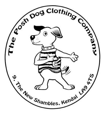 The Posh Dog Clothing Company - Kendal, Cumbria LA9 4TS - 01539 730279 | ShowMeLocal.com