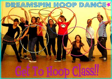 Dreamspin Hoop Dance - Brighton, East Sussex  BN2 9UD - 07842 044248 | ShowMeLocal.com