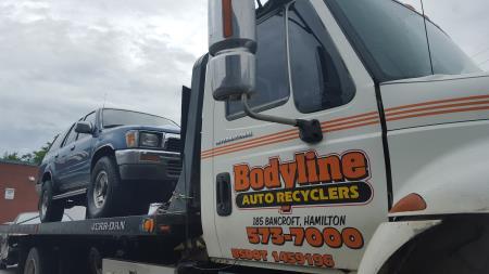 Bodyline Auto Recyclers - Hamilton, ON L8L 0C4 - (905)573-7000   ShowMeLocal.com