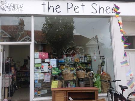 The Pet Shed (Brighton) Ltd - Brighton, East Sussex  BN1 6EW - 01273 554164   ShowMeLocal.com