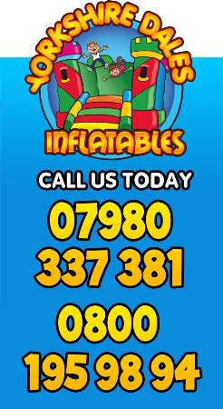 Yorkshire Dales Inflatables - Bouncy Castle & Soft Play Hire - Settle, North Yorkshire BD24 9RG - 08001 959894 | ShowMeLocal.com