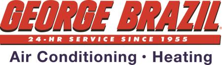 George Brazil Air Conditioning & Heating - Phoenix, AZ 85034 - (602)842-0009 | ShowMeLocal.com