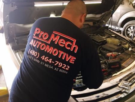 Pro Mech Automotive Inc - Mesa, AZ 85203 - (480)464-7922 | ShowMeLocal.com