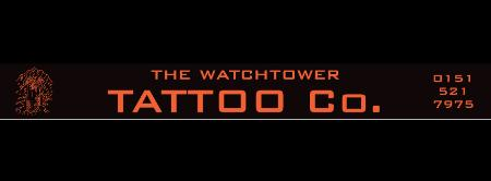 The Watchtower Tattoo Company - Liverpool, Merseyside L9 2BU - 01515 217975   ShowMeLocal.com