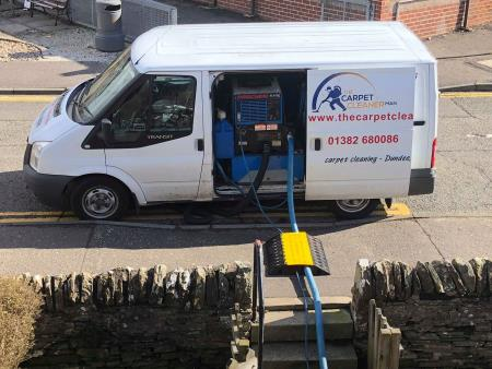 The Carpet Cleaner Man - Dundee, Angus DD1 2AE - 01382 680086 | ShowMeLocal.com