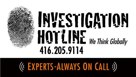 Investigation Hotline Inc - Mississauga, ON L4Z 1H8 - (416)205-9114 | ShowMeLocal.com