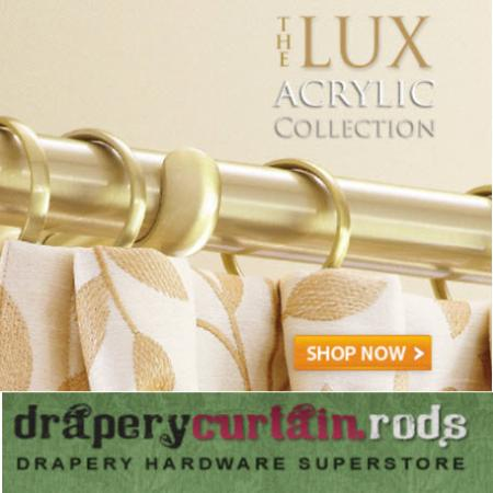 Drapery Curtain Rods - Mississauga, ON L5B 1W1 - (800)680-2905 | ShowMeLocal.com