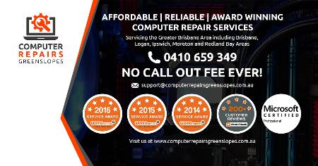 Computer Repairs Greenslopes - Greenslopes, QLD 4120 - 0410 659 349 | ShowMeLocal.com