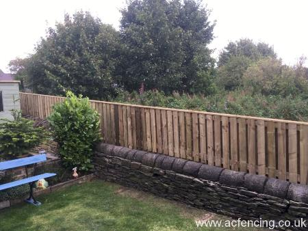 custom fencing huddersfield Ac Fencing & Decking Huddersfield 01484 865367