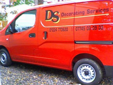 DS Decorating Services - Aberdeen, Aberdeenshire AB21 7FG - 01224 773620   ShowMeLocal.com