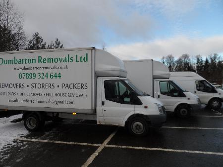 Dumbarton Removals Ltd - Alexandria, Dunbartonshire G83 8LS - 01389 299079   ShowMeLocal.com