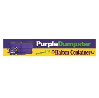 Purple Dumpster - Oshawa, ON L1G 8B2 - (905)769-0387 | ShowMeLocal.com