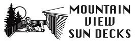 Mountain View Sun Decks - Calgary, AB T2E 6R7 - (403)547-3723 | ShowMeLocal.com