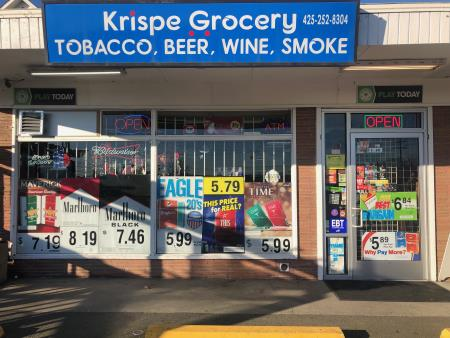 Krispe Grocery and Smoke Shop - Everett, WA 98201 - (425)252-8304 | ShowMeLocal.com