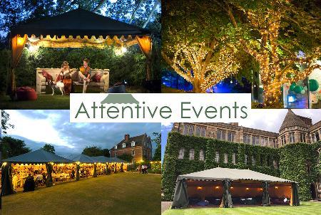 Attentive Events - Shipston-On-Stour, Warwickshire CV36 4GF - 07854 827571 | ShowMeLocal.com