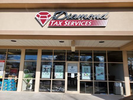 Diamond Tax Services LLC - Williamsburg, VA 23188 - (757)903-4181 | ShowMeLocal.com