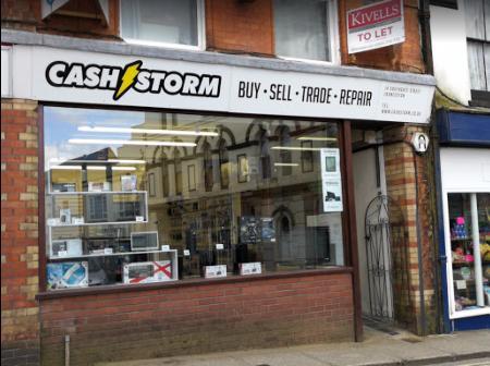 Cash Storm - Launceston Launceston 01566 248008