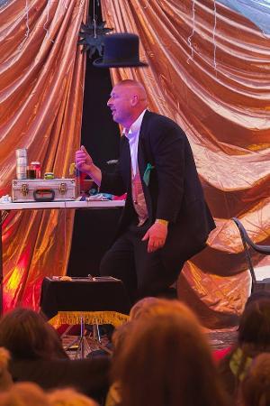 Professor Palmermoff Magic Show - London, London SE4 1LS - 07939 047780 | ShowMeLocal.com
