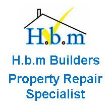 H.B.M Builders Property Repair Specialist - Halifax, West Yorkshire HX4 9BY - 07817 327789 | ShowMeLocal.com