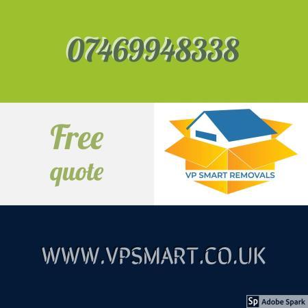 VP Smart Removals - London, London TW7 4JA - 07469 948338 | ShowMeLocal.com