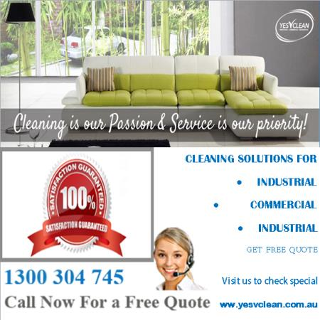 Yes V Clean Cleaning Service - Carlisle, WA 6101 - 0403 959 510   ShowMeLocal.com