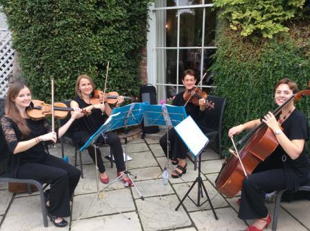 Salisbury String Quartet - Old Hatfield, Hertfordshire AL9 5HB - 01707 260615 | ShowMeLocal.com