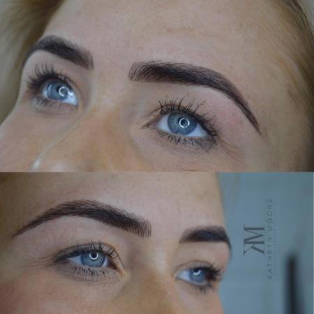 Kathryn Moore - Permanent Eyebrow Specialist - Hamilton, Lanarkshire ML3 7HX - 07734 888910 | ShowMeLocal.com