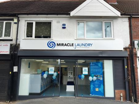 Miracle Laundry - Birmingham, West Midlands B14 7NH - 01214 415431 | ShowMeLocal.com