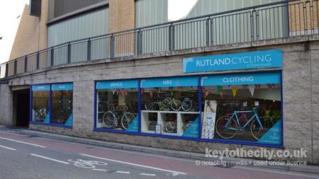 Rutland Cycling Grand Arcade - Cambridge, Cambridgeshire CB2 3QF - 01223 307655 | ShowMeLocal.com