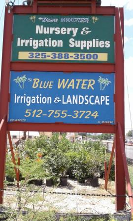 Blue Water Nursery Kingsland (325)388-3500